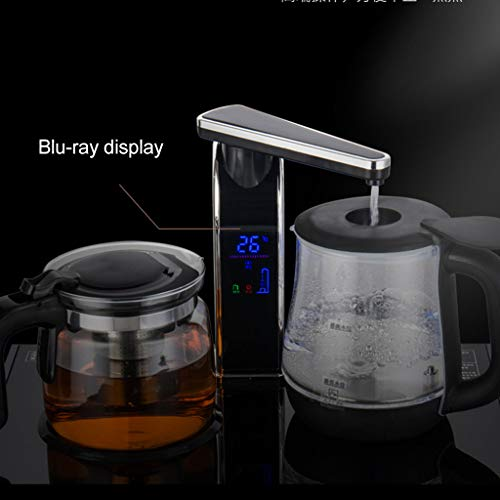 Hot Water Dispensers Household Vertical hot Water Dispenser Bedroom hot Water Dispenser Office Table top Hole Water Dispenser Intelligent Warm hot Water Dispenser by Combination Water Boilers Warmers (Image #4)