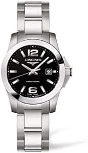 Womans watch RELOJ SRA LONGINES CONQUEST ESF.NEG. L32774566
