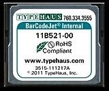 BarCodeJet Internal for Compact Flash HP LaserJet Printers