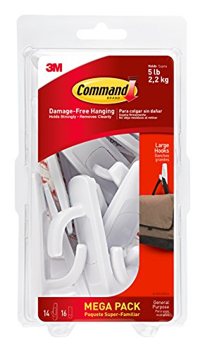 Command Utility 14 Hooks 16 Strips 17003 MPES product image