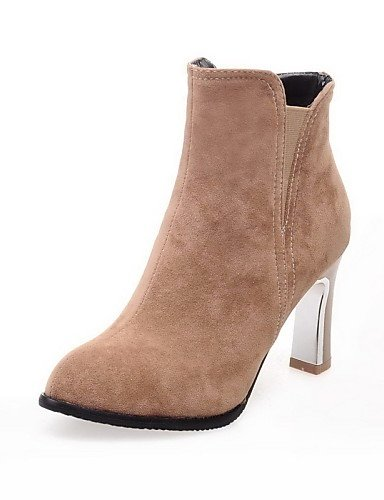 Citior Damen Stiefel Damen Beute Schuhe Stiletto Heel Fashion Beute Spitz Zulaufender Zehenbereich Stiefel