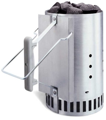 Weber Chimney Starter (The only way to start your barbeque) 1087786