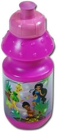 Disney Princess Water Bottle Metal Pink 7x28x7cm Thirsty Work