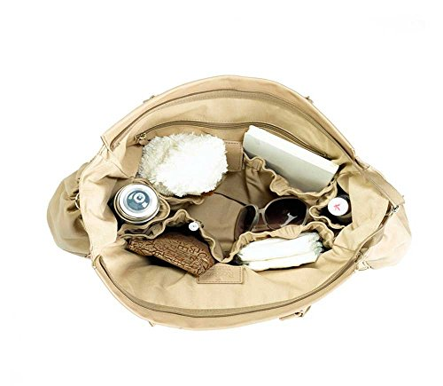 Bolso Cambiador Victoria Deluxe Nude - Bolso para bebé - Pañalera