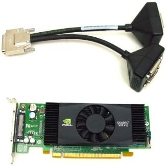 Nvidia NVS 510 2GB DDR3 4 Monitors Support Video Graphics Card Low Profile SFF