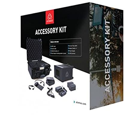 Amazon.com: Atomos Full Accessory Kit for Monitor Recorders ...
