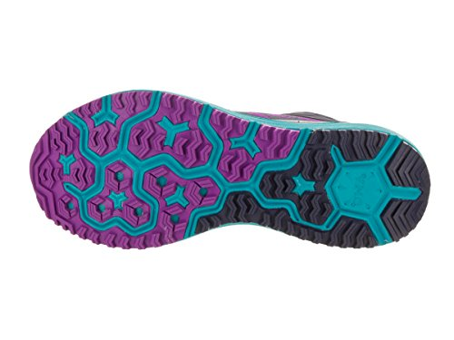 Correr Mujer Purple Flower Zapatos Evening para Victory Brooks Cactus para Teal Caldera Blue xtXwqSX4F