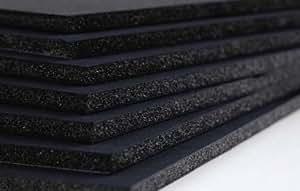 Foam Board Black Core A3 5mm. Packed 10