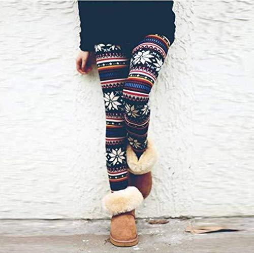 small Tamaño Las X 17 1 Zhrui Ajustados Elásticos Pantalones Ocasionales De Mujeres Type color w1q7x1AS