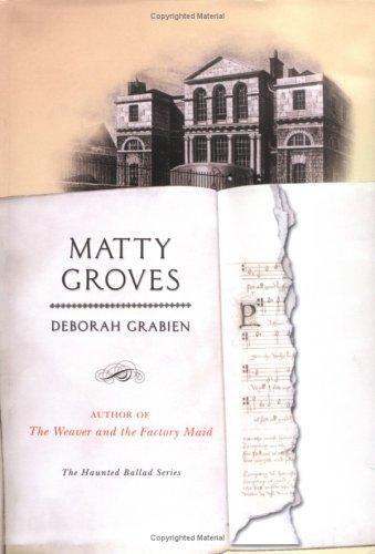 Matty Groves (Haunted Ballad)