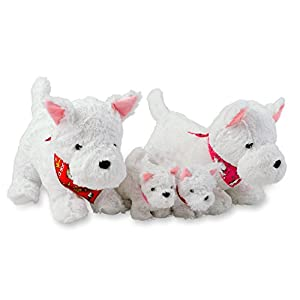 Watson - Family 4pk Plush (Mr, Mrs & 2 Kids) From The Famous Children's Book Series By Craig Farmer - 41FHFesrpyL - Aitaton MFi Certified Phone Charger Lightning Cable 4 Pack [3/6/6/10FT] Extra Long Nylon Braided USB Charging & Syncing Cord Compatible Phone Xs/Max/XR/X/8/8Plus/7/7Plus/6S/6S Plus/SE/iPad/and More