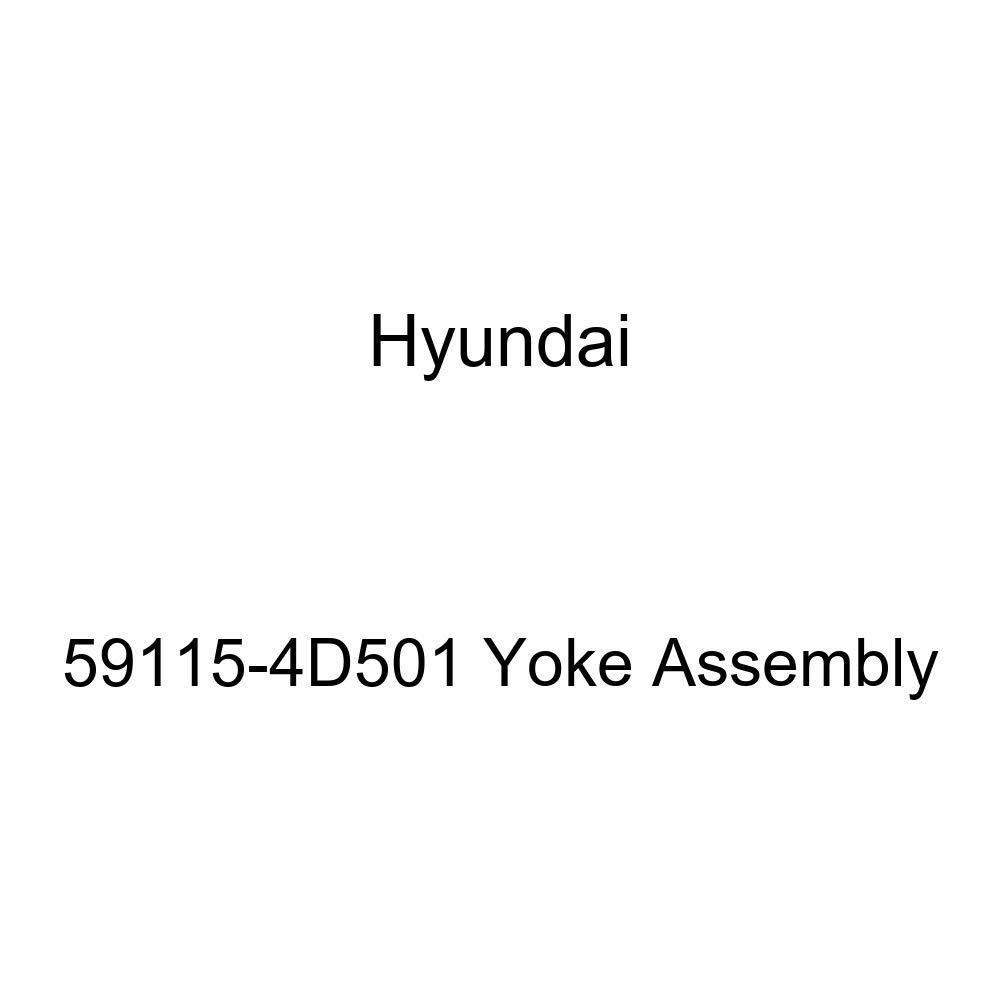 Genuine Hyundai 59115-4D501 Yoke Assembly