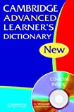 Cambridge Advanced Learner's Dictionary, Cambridge, 0521531063