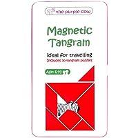 Viaje Magnético Juego–Coche, juegos de avión y silencioso Juegos, Tangrams