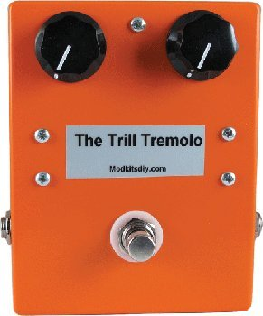 ModKitsDIY The Trill Tremolo Effects Pedal Kit by MOD Kits DIY