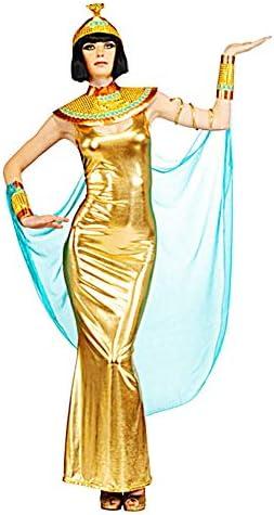 Horror-Shop Disfraz de reina Cleopatra Deluxe: Amazon.es: Juguetes ...