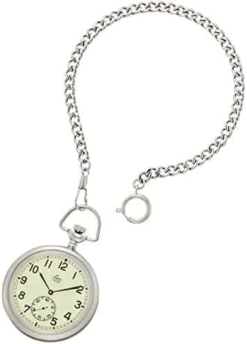 Laco pocket watch Navy hand-wound 5 ATM water resistant 861,204 pocket Men's [regular imported goods]