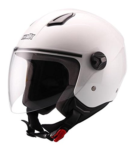 UNIK - Casco Jet CJ-16 Blanco (M) 1410