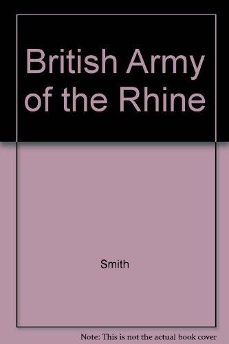 british army of the rhine - 8