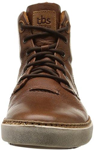 TBS Bexter, Men's Hi-Top Sneakers Brown (7815 Caramel)