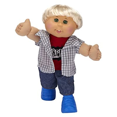 Cabbage Patch Kids Blonde Skater Boy from Cabbage Patch Kids