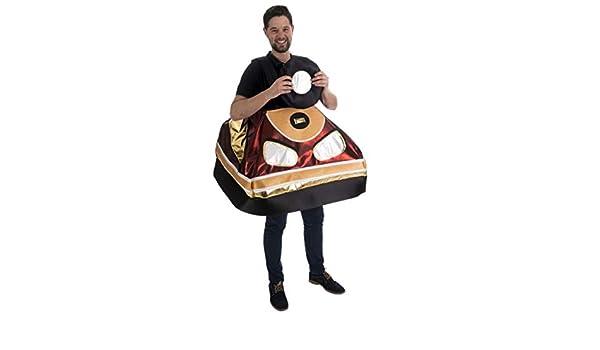 Disfraz de Coche de choque rojo para adultos: Amazon.es: Juguetes ...