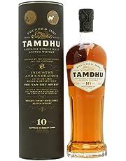 Tamdhu Speyside Single Malt Whisky 10 Ans 0.7 L