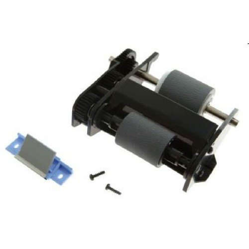 aserJet M3027 MFP M3035 MFP Series ADF Feed Roller Assembly (Includes Gear Shaft Clutch Parts) ( ()