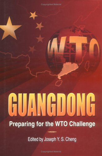 Guangdong: Preparing for the WTO Challenge pdf epub