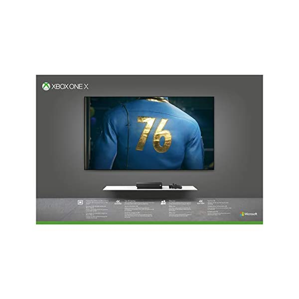 Xbox One X 1TB Console - Fallout 76 Bundle (Discontinued) 8