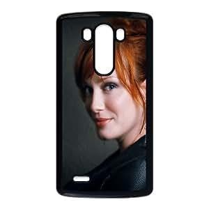 LG G3 Cell Phone Case Black_Christina Hendrix Cpfnr