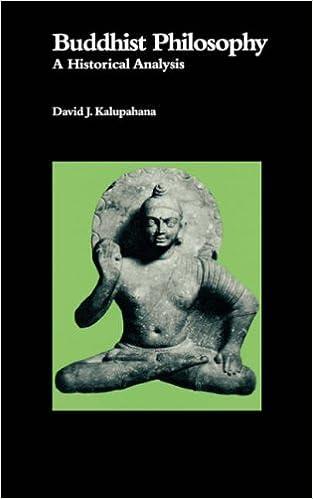 Kalupahana Philosophy cover art