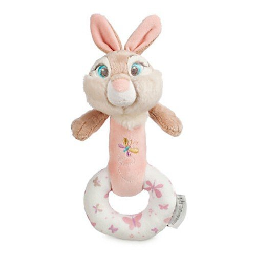 Disney Miss Bunny Plush Rattle for Baby   B00TBPL2PW