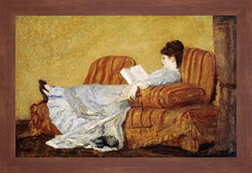 - Young Lady Reading by Mary Cassatt - 27