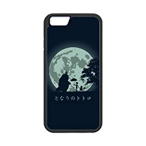 iPhone 6 4.7 Inch Cell Phone Case Black My Neighbour and Friend MFB Phone Case For Men Hard