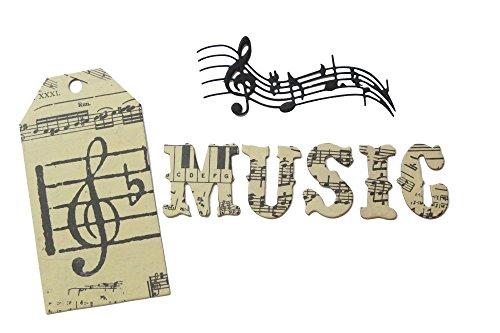 - Music sheet HandCut 1.5