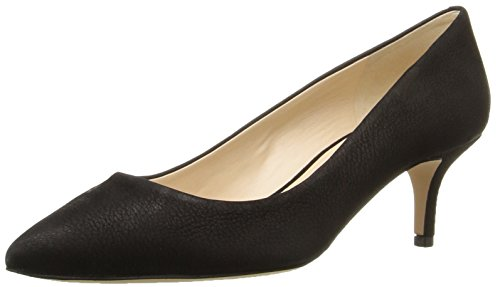 Nine West Women's Xeena Nubuck Dress Pump Black y7u4lQxf