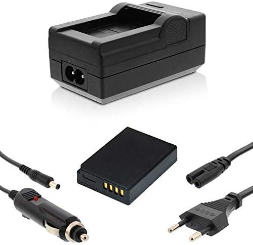 Akku Ladegerät Für Panasonic Lumix Dmw Bcg10 Bcg10e Kamera