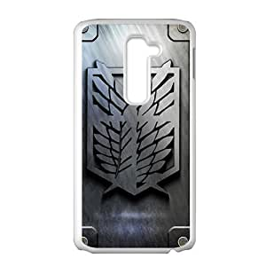 Attack On Titan Cell Phone Case for LG G2