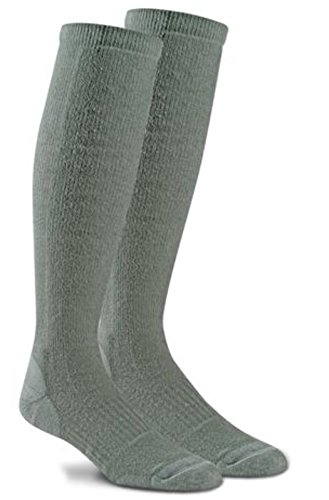 Fox River Adult Military Fatigue Fighter Over-The-Calf Compression Socks (Med, Sage) ()