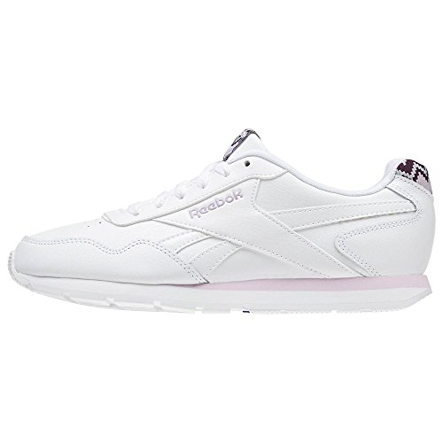 Reebok Bd3284, Zapatillas de Trail Running para Mujer Blanco (White / Shell Purple / Black)