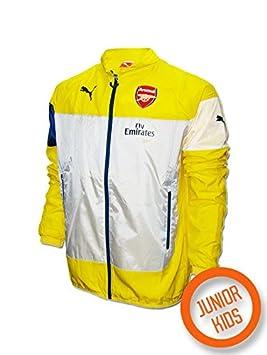 Puma - Arsenal Chandal PRESENTACION Junior 14/15 Hombre Color ...