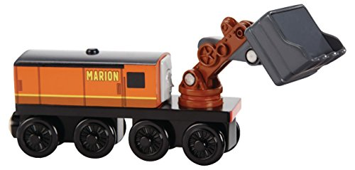 Fisher-Price Thomas & Friends Wooden Railway, Marion (Thomas And Friends Marion)
