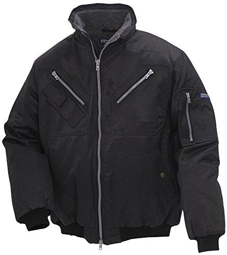 Blakläder Winterjacke Pilotenjacke Jacke gefüttert 4805, Farbe:schwarz;Größe:XXL