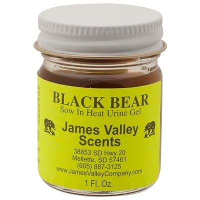 Black Bear Sow in Heat Gland Lure - Gel