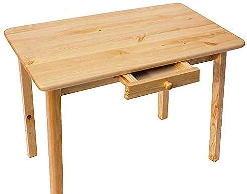 Esstisch Mit Schublade Küchentisch Tisch Kiefer Massiv Restaurant