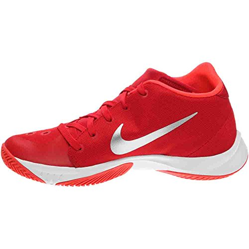 NIKE Men's Zoom Hyperquickness 2015 Basketball Shoes Red/White clearance official fast delivery sale online pxXQFU2Zh