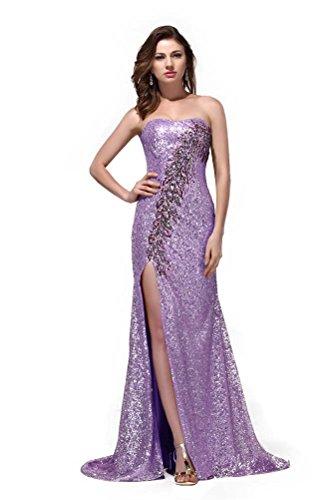 Violett Linie Violett Queen Kleid A Hot Damen x7wXv8Ozqn