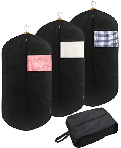 Essex Wares - Set of 3 Breathable 45