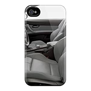 New Arrival Premium 4/4s Case Cover For Iphone (bmw M3 Interior And Seats)